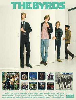 byrds poster